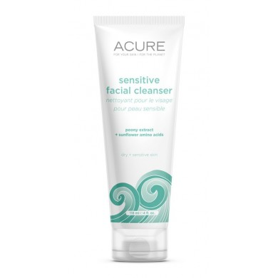 Acure Organics Sensitive Facial Cleanser