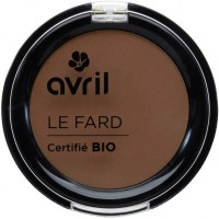 Avril Certified Organic Eyeshadow Cannelle Mat