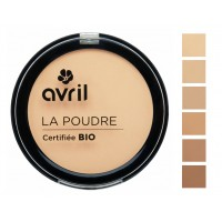 Avril Certified Organic Compact Powder