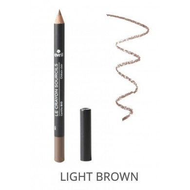 Avril Certified Organic Eyebrow Pencil
