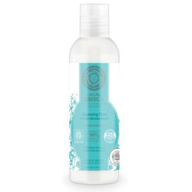 Natura Siberica Delicate Cleansing Fluid