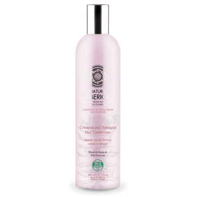 Natura Siberica Coloured & Damaged Hair Conditioner