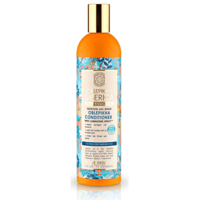 Natura Siberica Oblepikha Conditioner for Weak & Damaged Hair