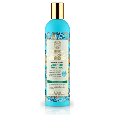 Natura Siberica Oblepikha Shampoo for All Hair Types