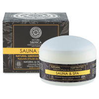 Natura Siberica Sauna & Spa Foot Butter