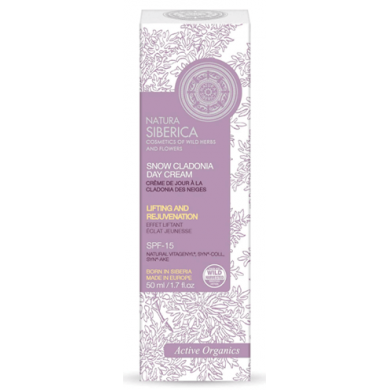 Natura Siberica Snow Cladonia Lifting Day Cream