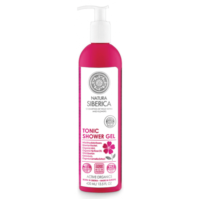 Natura Siberica Tonic Shower Gel
