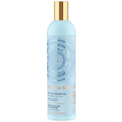 Natura Siberica Polar Rose Natural Shower Gel