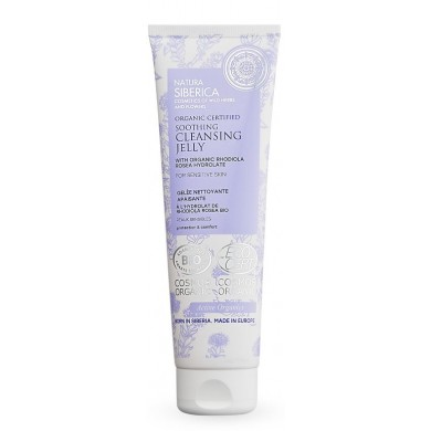 Natura Siberica Soothing Cleansing Jelly for sensitive skin