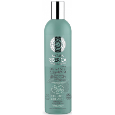 Natura Siberica Hydrolate Volume and Freshness Shampoo