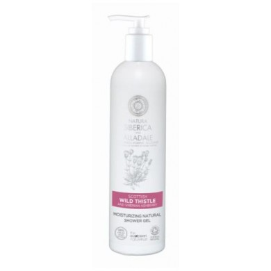 Natura Siberica Alladale Moisturizing Shower Gel