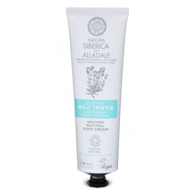 Natura Siberica Alladale Soothing Natural Foot Cream