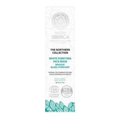 Natura Siberica Northern Purifying White Face Mask