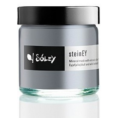 Sóley Organics Mineral Mask with Volcanic Ash - steinEY