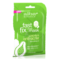 Alba Botanica Fast Fix Papaya Anti-Acne Sheet Mask