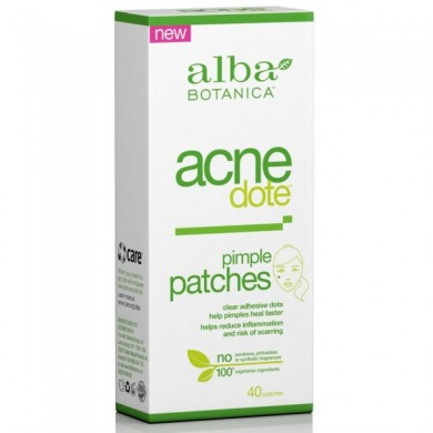 Alba Botanica Natural Acnedote Pimple Patches