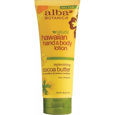 Alba Botanica Hawaiian Cocoa Butter Hand & Body Lotion