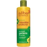 Alba Botanica Hawaiian So Smooth Gardenia Conditioner