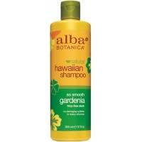 Alba Botanica Hawaiian So Smooth Gardenia Shampoo