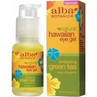 Alba Botanica Hawaiian Revitalizing Green Tea Eye Gel