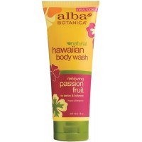 Alba Botanica Hawaiian Passion Fruit Body Wash