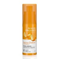 Avalon Organics Intense Defense Facial Serum with Vitamin C