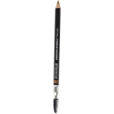Benecos Natural Eyebrow Designer - Gentle Brown