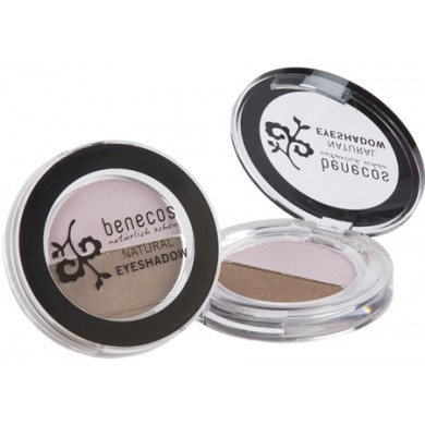 Benecos Natural Duo Eye Shadow - Noblesse