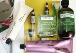 Antipodes Natural Skincare Overview