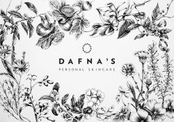 Introducing Dafna's Personal Skincare