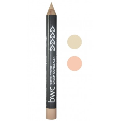 Beauty Without Cruelty Super Cover Cream Concealer
