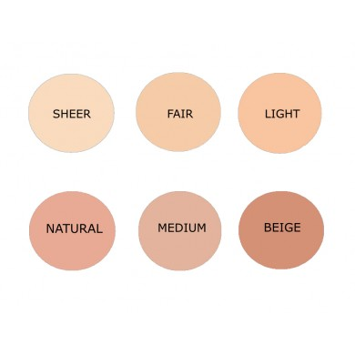 Beauty Without Cruelty Ultimate Natural Liquid Foundation