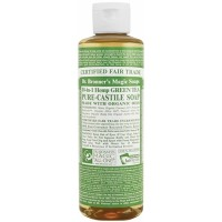 Dr. Bronner's Green Tea Castile Liquid Soap 237ml