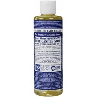 Dr. Bronner's Peppermint Castile Liquid Soap 237ml