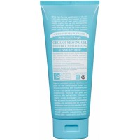 Dr. Bronner's Organic Shaving Gel Unscented