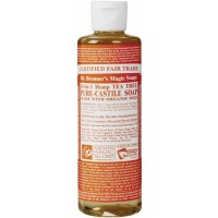 Dr. Bronner's Tea Tree Castile Liquid Soap 237ml