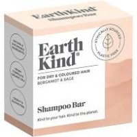 Earth Kind Bergamot & Sage Shampoo Bar for dry & coloured hair