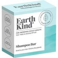 Earth Kind Tea Tree & Eucalyptus Shampoo Bar for improved scalp health