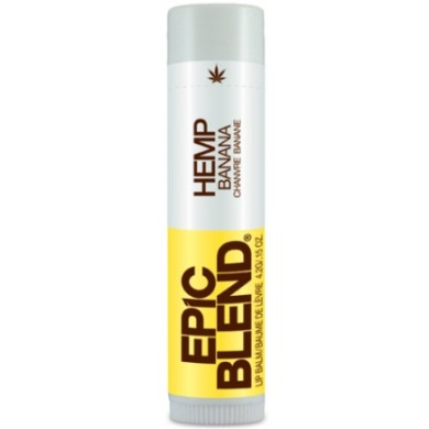 Epic Blend Hemp Banana Lip Balm