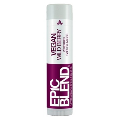Epic Blend Vegan Wild Berry Lip Balm
