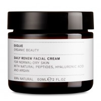 Evolve Organic Beauty Daily Renew Facial Cream 60ml