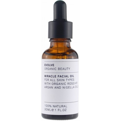 Evolve Organic Beauty Miracle Facial Oil 30ml