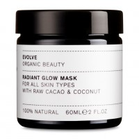 Evolve Organic Beauty Radiant Glow Mask  60ml