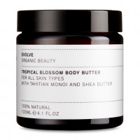 Evolve Organic Beauty Tropical Blossom Body Butter 120ml