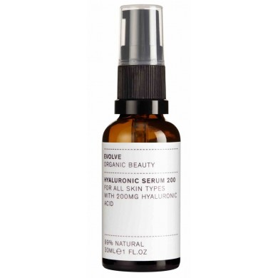 Evolve Organic Beauty Hyaluronic Serum 200 - 30ml