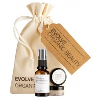 Evolve Organic Beauty Skincare Taster Kit
