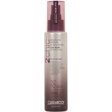 Giovanni 2chic Ultra-Sleek Flat Iron Styling Mist
