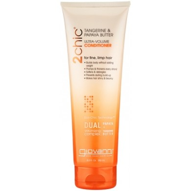 Giovanni 2chic Tangerine & Papaya Butter Ultra-Volume Conditioner