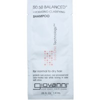 Giovanni 50 / 50 Balanced Shampoo Sample