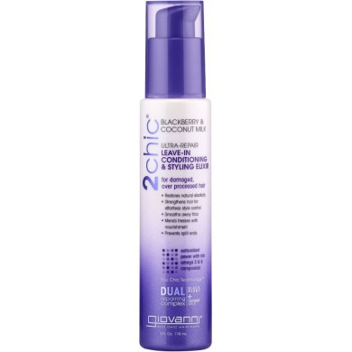 Giovanni 2chic Repairing Leave-In Conditioning & Styling Elixir